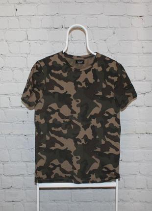Крутая футболка zara man kamo