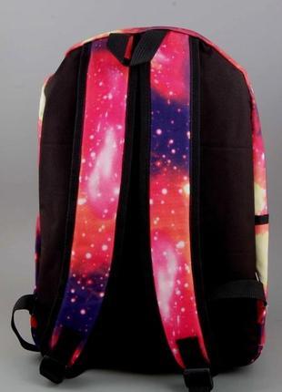 Молодежный рюкзак космос 3374 фото