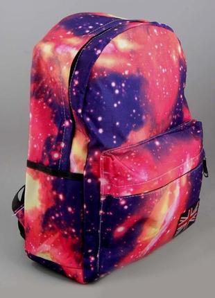 Молодежный рюкзак космос 3373 фото