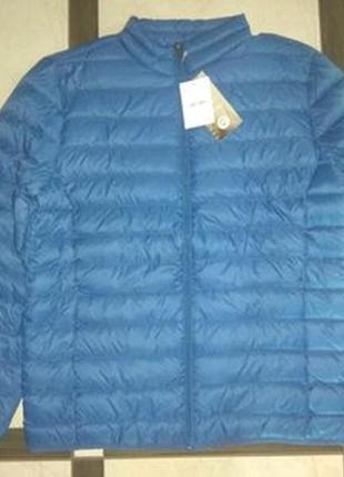 Демисезонная, лёгкая пуховая куртка c&a