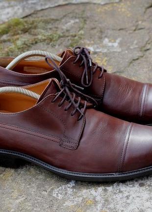 Туфлі оксфорди geox respira. оригінал.