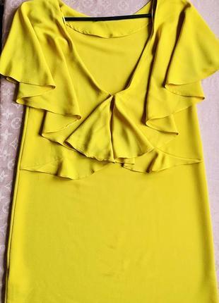 Красивейшее платье с шикарной спинкой