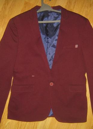 Сучасний стильний піджак laudino роз.52-54