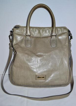 Emporio armani сумка вместительная оригинал