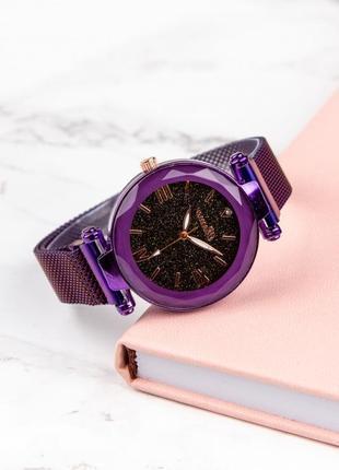 Часы наручные на магните1 фото