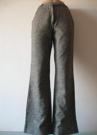 Теплые зимние брюки  для невысокой барышни - на подкладе!