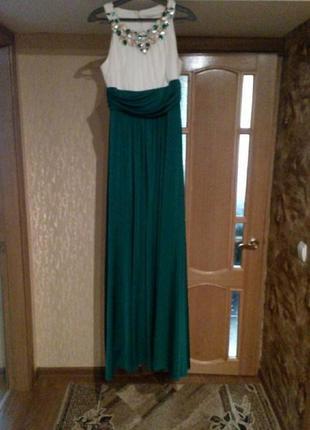 Роскошное вечерние платье ...