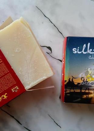 Шунгитовое мыло «silk way».