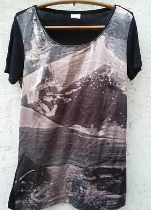 Качественная футболка vero moda m