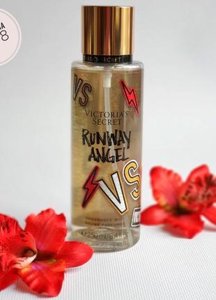 Парфюмированный спрей для тела victoria's secre