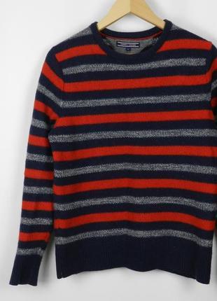 Tommy hilfiger женский шерстяной свитер, l