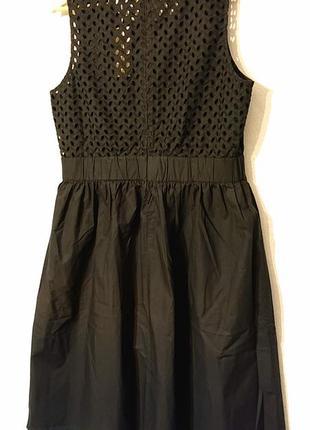 5c7cf6d4a Хлопковое летнее платье xl, наш 48-50р, хлопок, кружевное платье, сарафан