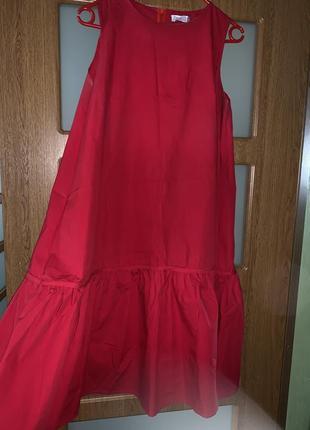 Красивое, яркое платье olko, можно беременной