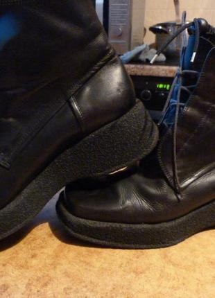 Ботинки деми mexx
