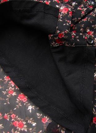 Качественная и стильная рубашка  блузка here+there c&a5 фото