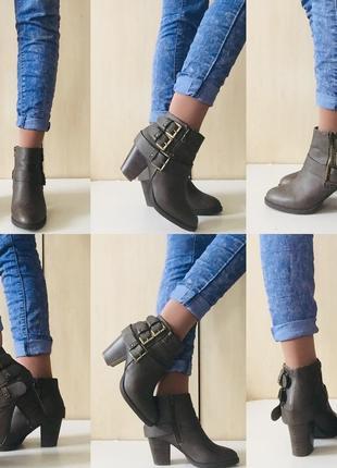 Ботиночки, эко кожа