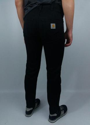Удобные джинсы из хорошего денима от carhartt