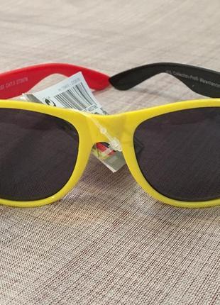 Очки солнцезащитные 8-15 лет