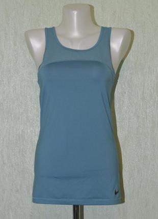 Беговая майка nike pro hypercool women's training tank top 832056-055