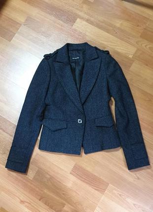 Идеальный шерстяной жакет (пиджак)