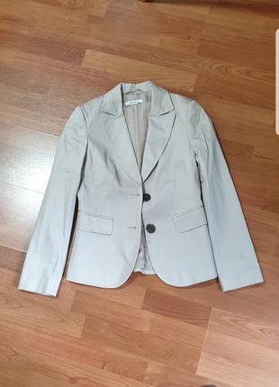 Хлопковый жакет (пиджак)
