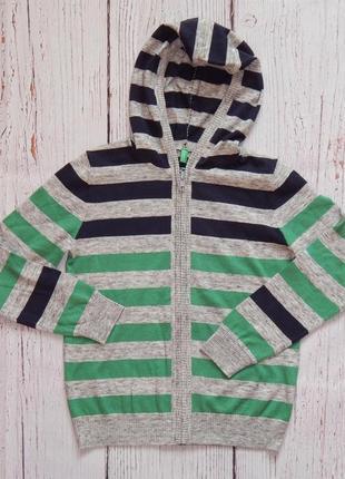 Детский свитер на молнии united colors of benetton