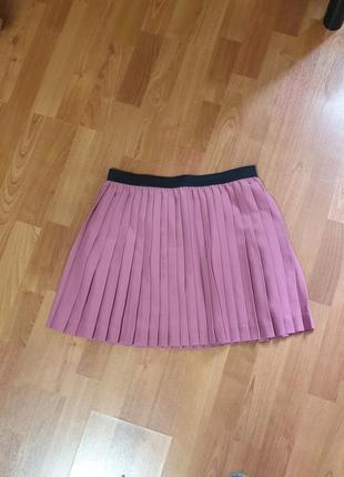 Очень красивая юбка плиссе