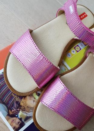 Кожаные босоножки сандалии pablosky 431971, испания, оригинал р. 38