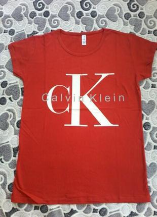 Женская брендовая футболка с логотипом, s