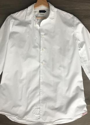 Мужская рубашка paul smith jeans