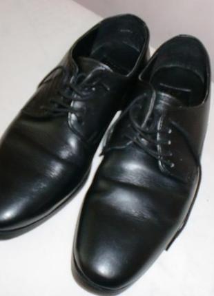 Отличные туфли кожа