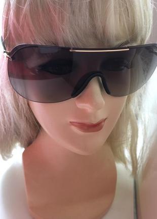 Очки calvin klein. италия. модель маска. оригинал. большие.