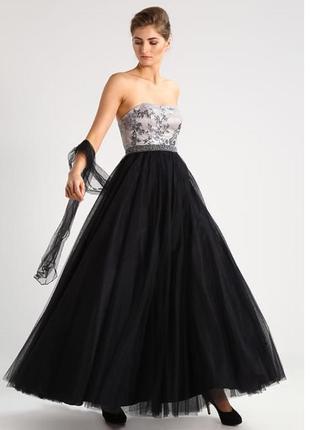 Выпускное платье unique 40р