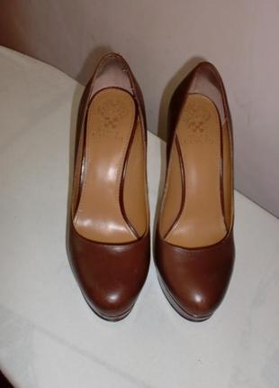 Интересные туфли vince camuto
