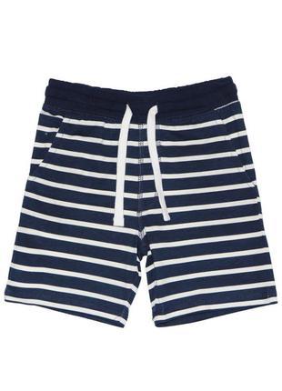 Полосатые шорты для мальчика, h&m, 076470701