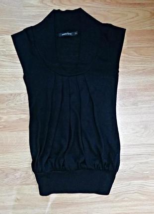 Женская тонкая мягкая блуза - футболка jennifer taylor - размер 42