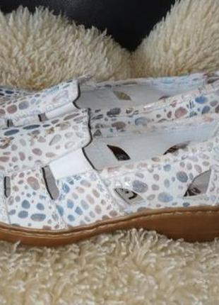 Rieker туфлі мокасіни