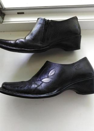 Кожаные туфли pikolinos (испания)
