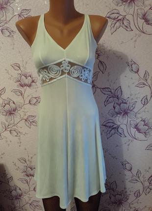Плаття біле платье белое