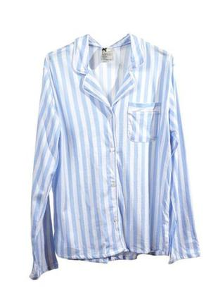 Пижамная рубашка h&m