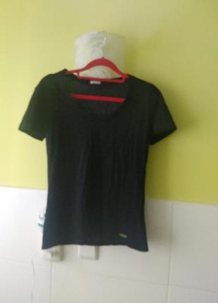 Шикарная футболка galliano оригинал голограмма