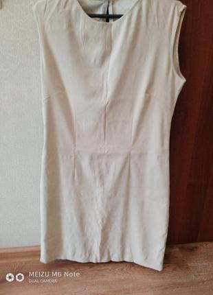 Платье-сарафан деловой