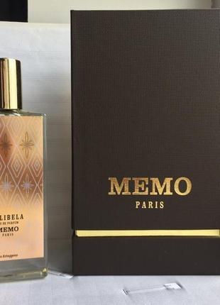 Memo _lalibela _original \ eau de parfum
