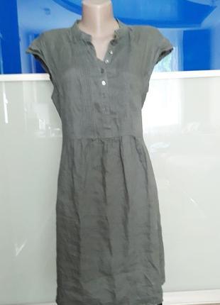 Миленькое льняное платье ...продаю ещё много интересных вещей