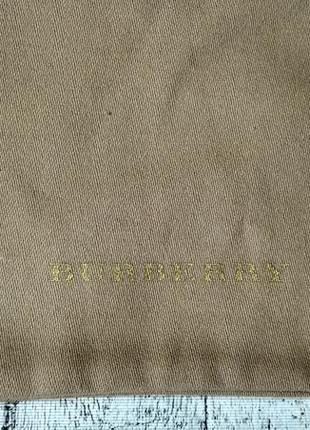 Фирменный пыльник от burberry, 33x263 фото