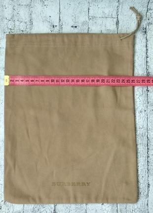 Фирменный пыльник от burberry, 33x264 фото