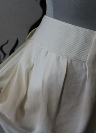 Белые брюки штаны2 фото
