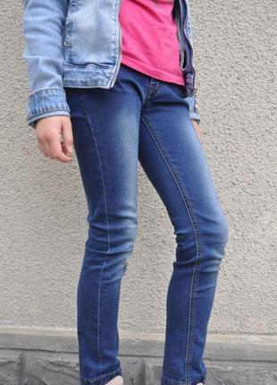 Класичні дитячі джинси skinny