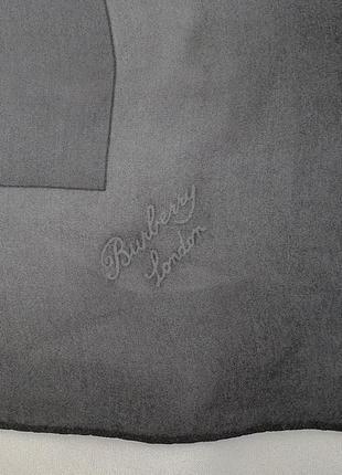 Burberry london шелковый платок
