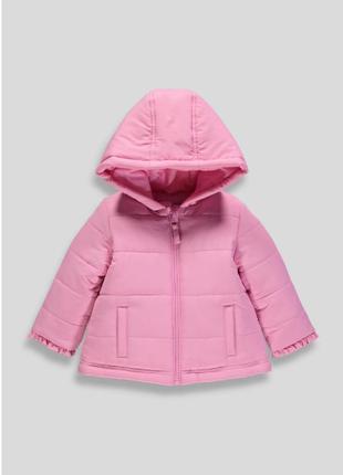 Демисезонная курточка на 2-3 года matalan англия